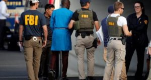 FBI arrests Nigerians