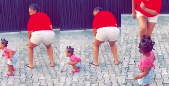 Gifty teaches daughter