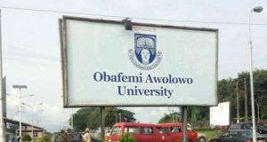 OAU final year student commits suicide