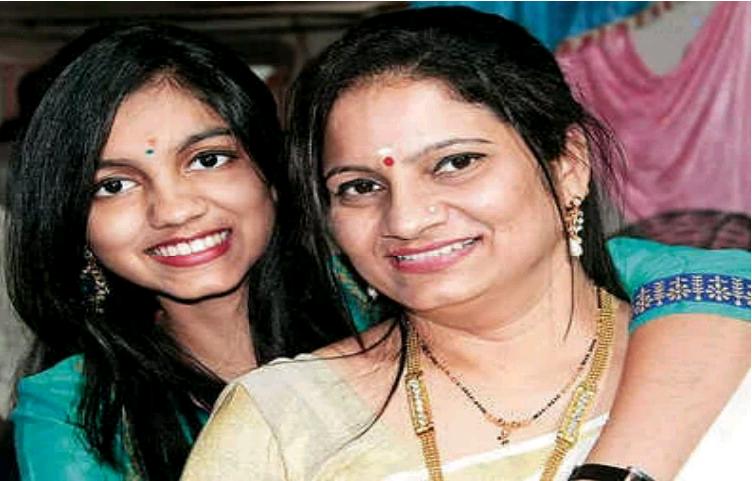 Indian actress strangles