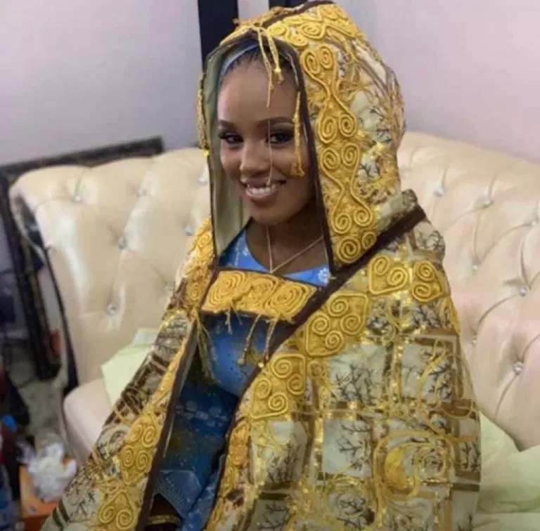 Emir Sanusi receives 4th wife
