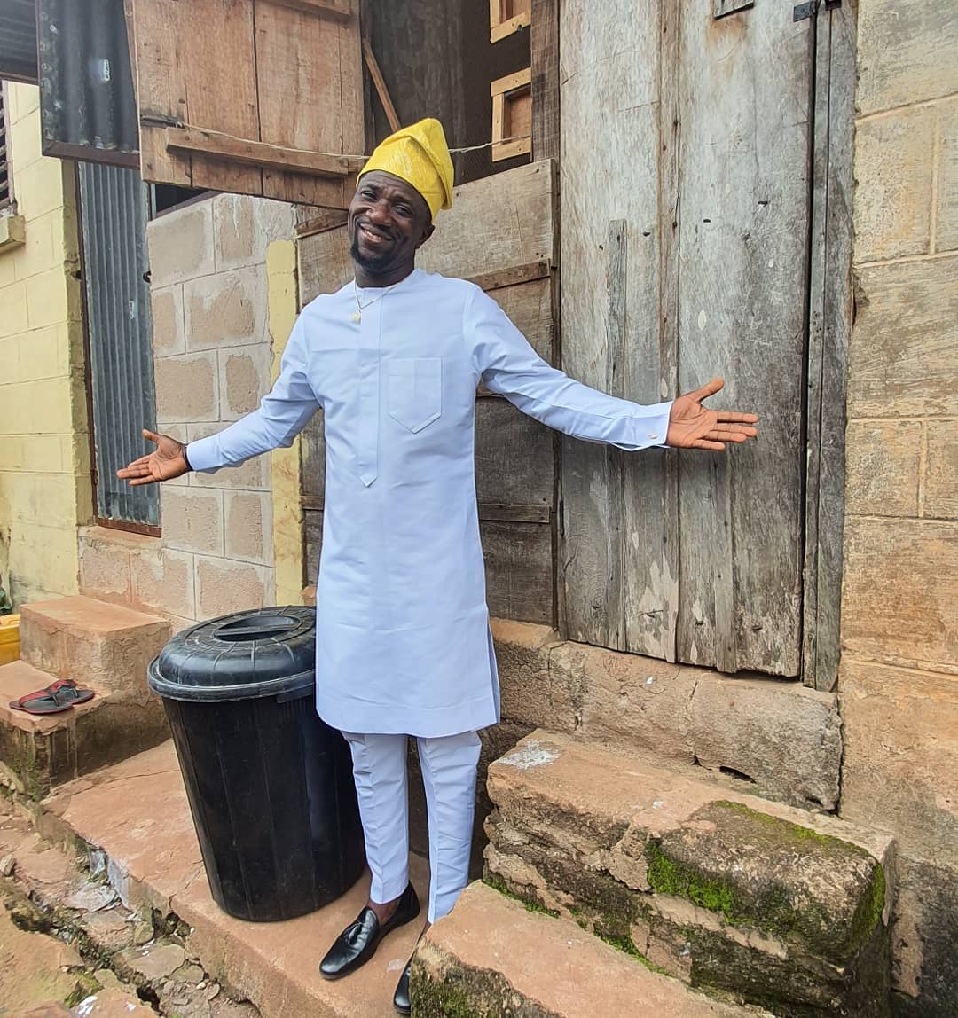 Ogusbaba becomes house owner