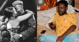 Adekunle Gold cries out