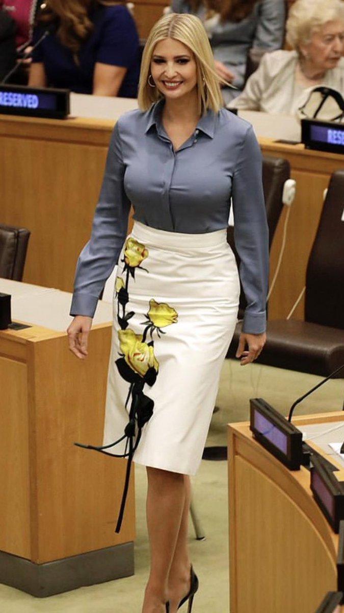 Ivanka Trump causes