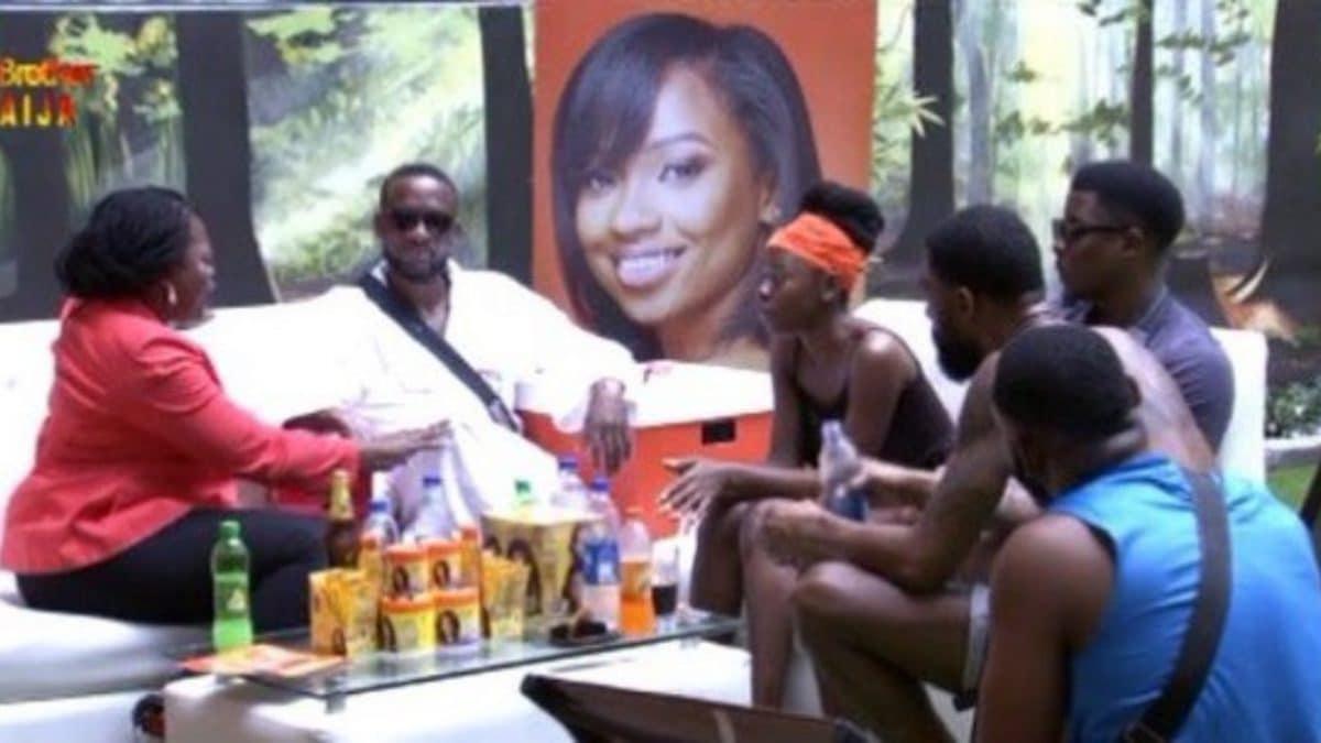 Funke Akindele offers Diane