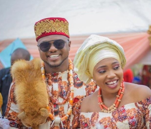 Ken Erics prays for peace in his life as he reacts to end of his marriage