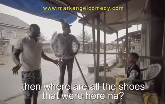 Comedy Video: Mark Angel Comedy – Stingy Uncle