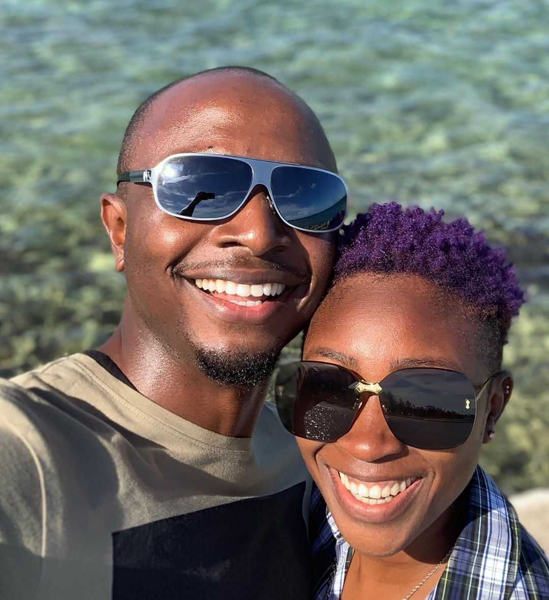 """""""There is no woman in the world I would certainly trade you with""""-- IK Osakioduwa informs wife on their 11th wedding event anniversary"""