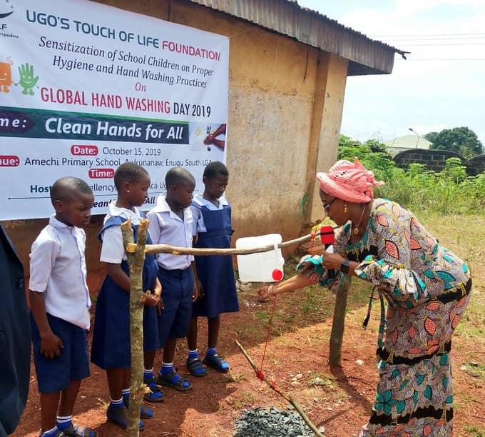 Monica Ugwuanyi commissions