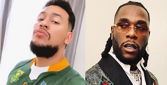 AKA demands an apology from Burna Boy ahead of his performance in SA