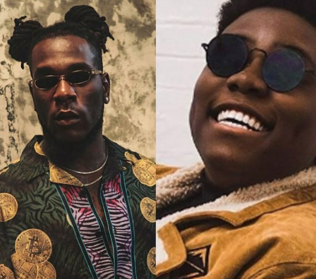 Burna Boy, Teni nominated for 2019 MTV Europe Music Awards (Full List)