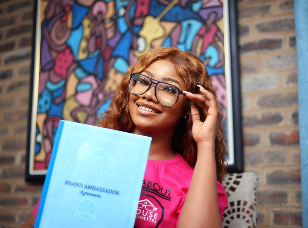 Tacha signs Endorsement deal