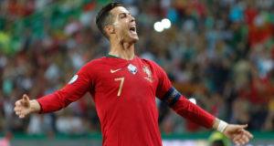 Cristiano Ronaldo hits new milestone