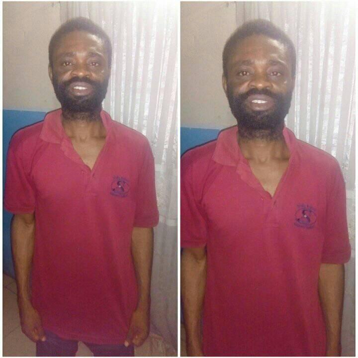 Nigerian man spends