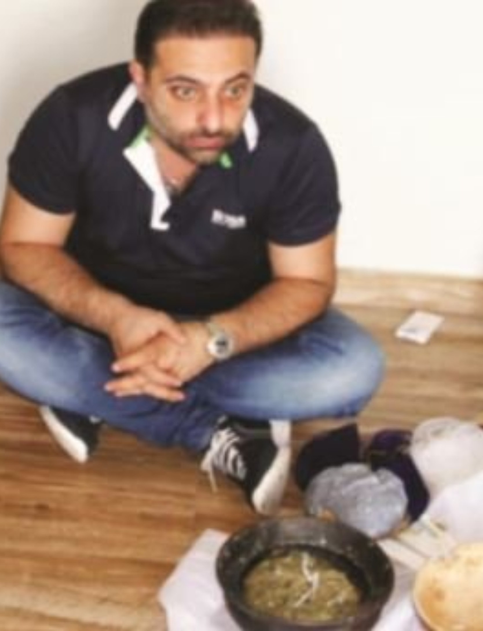 Image result for Mompha's Lebanese accomplice arrested in N1.8b Lagos home with charms