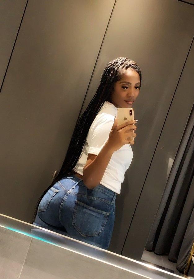 Tiwa Savage ignores