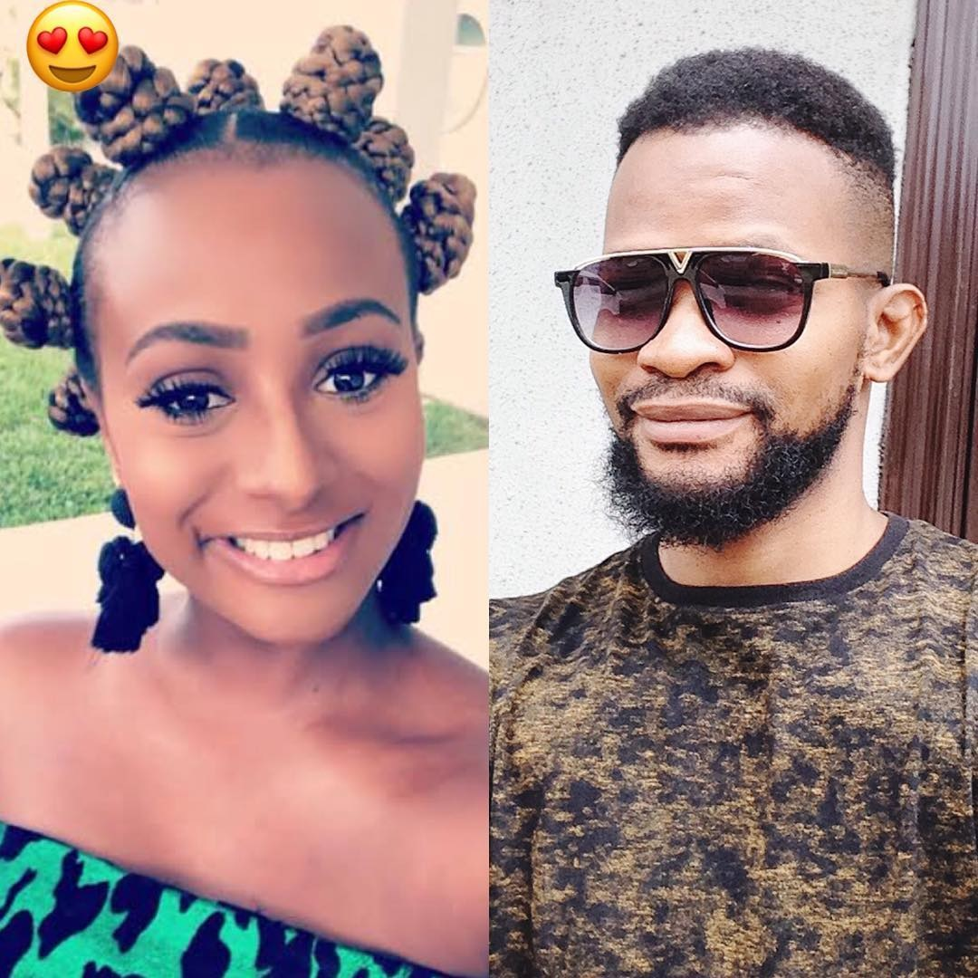 I will wash your pant, If you marry me – Actor, Uche Maduagwu tells DJ Cuppy