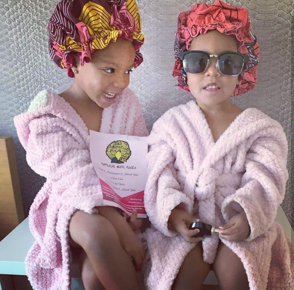 venita daughters
