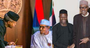 Yemi Osinbajo asserts