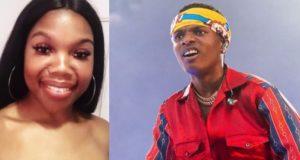 Wizkid's S.African Female Fan Wants