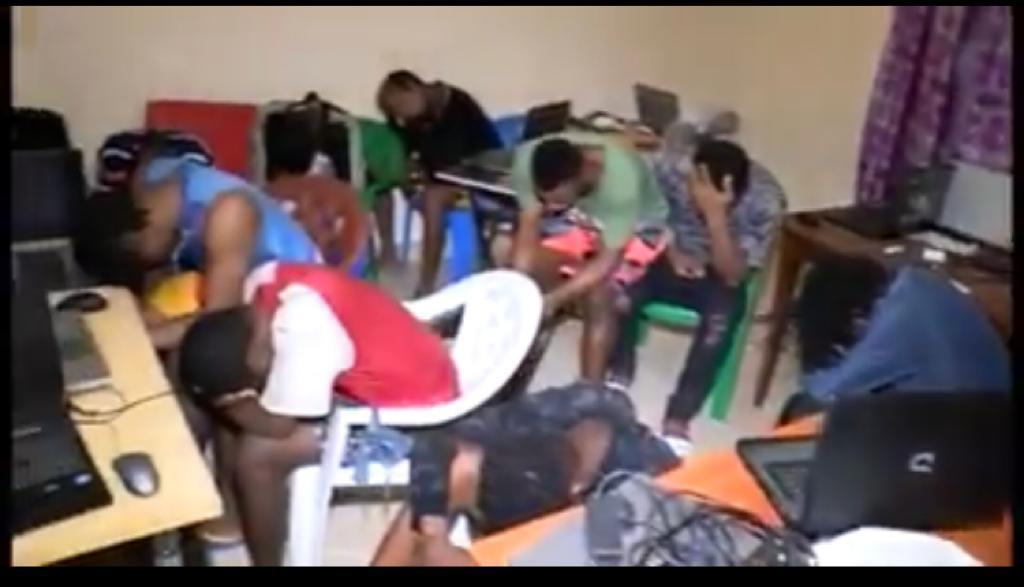 49 Nigerians arrested