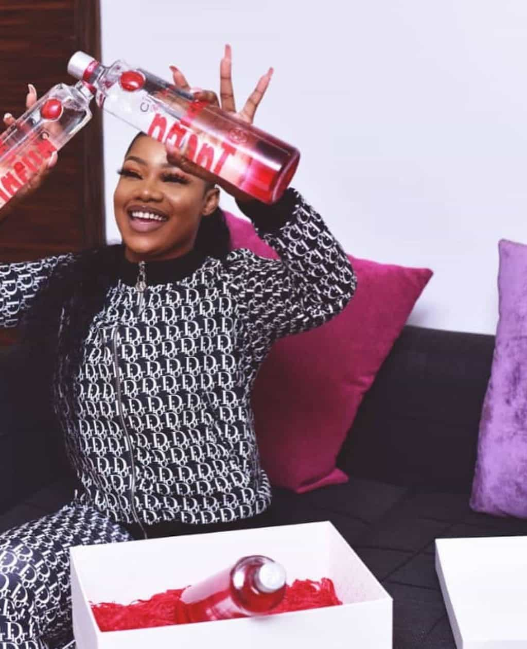 Tacha signs endorsement deal