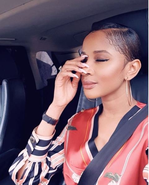 """""""Comparing yourself to others is an absolute slap in the face to God"""" – Adesua"""