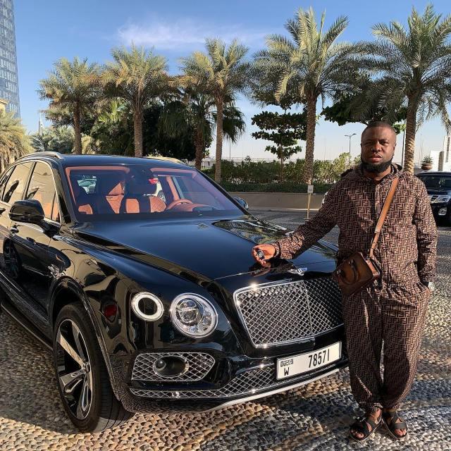 Instagram Billionaire, Hushpuppi, lambastes his fellow Nigerian Billionaires for donating 'audio billions'