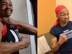 82 year old grandma beats burglar