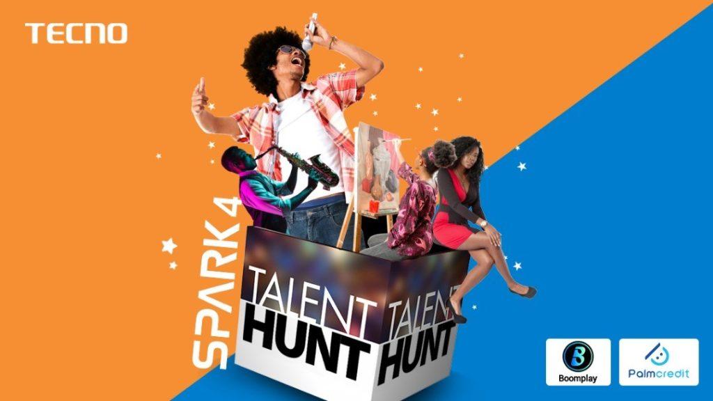 Spark 4 Talent Hunt
