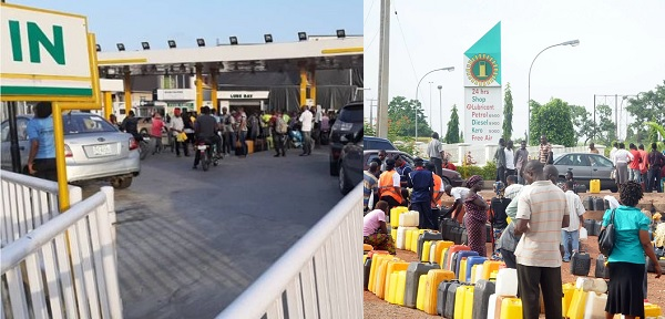 Image result for images of There will be no fuel scarcity during Christmas - NNPC