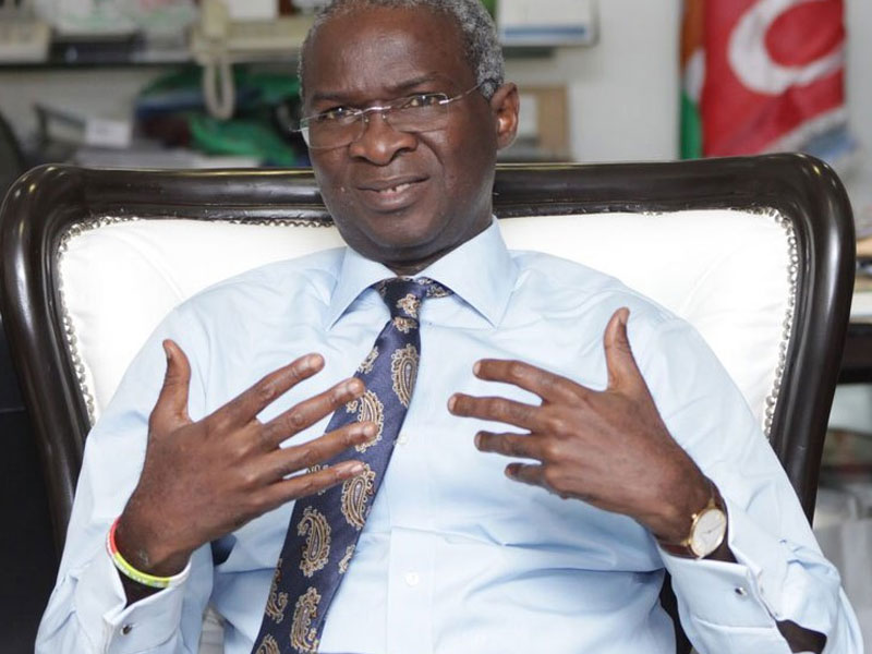 Babatunde Fashola opens up