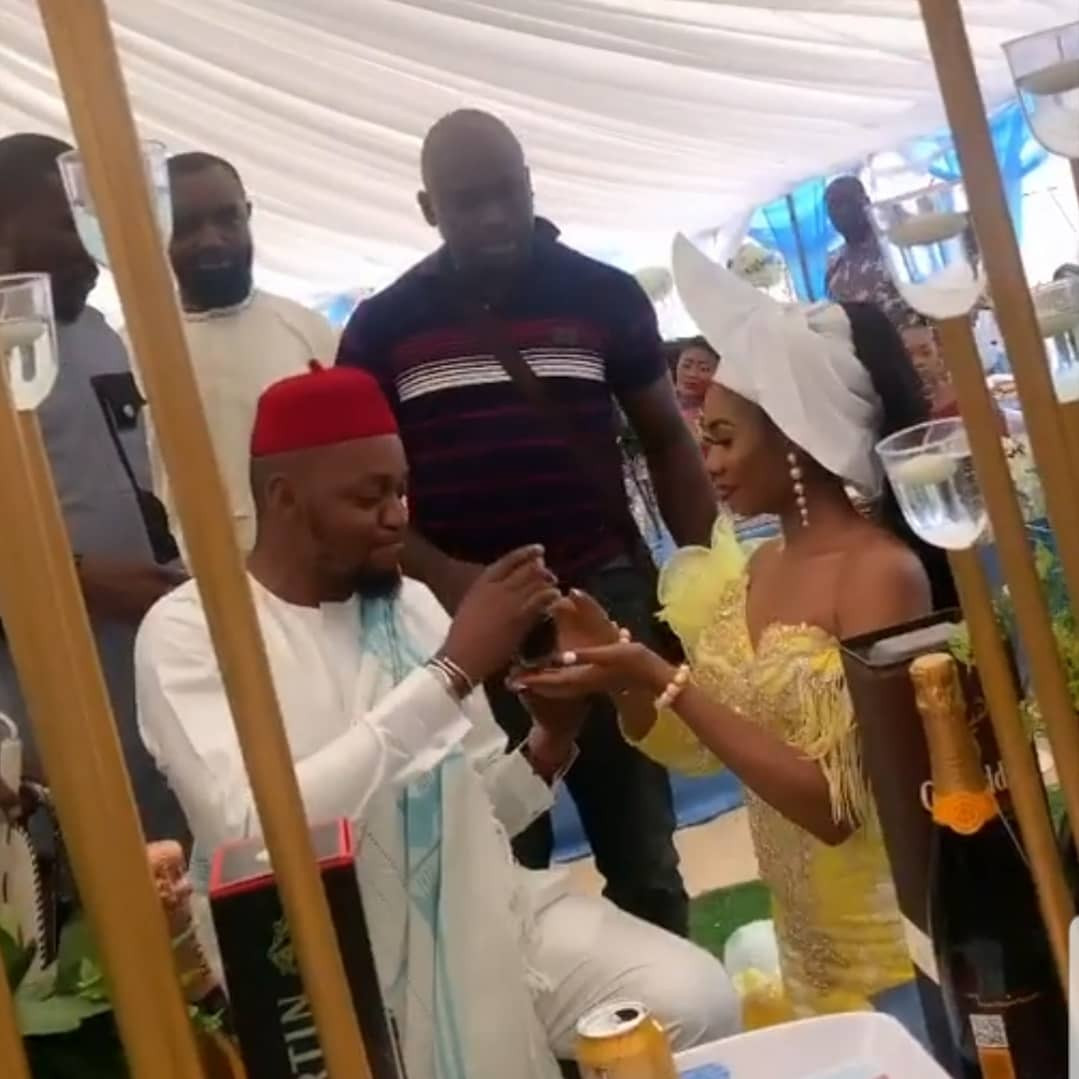janemena traditional wedding