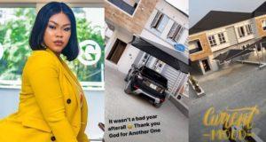 Daniella Okeke buys house