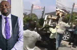 Actor Segun Arinze Reportedly Brutalizes