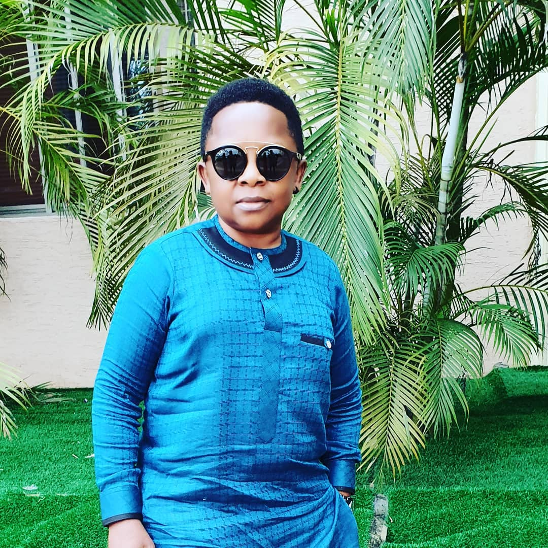 """Thank you God for a perfect creation"" – Chinedu Ikedieze says as he marks 42nd birthday"