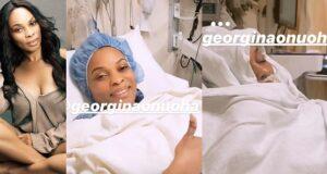 Actress Georgina Onuoha Thankful