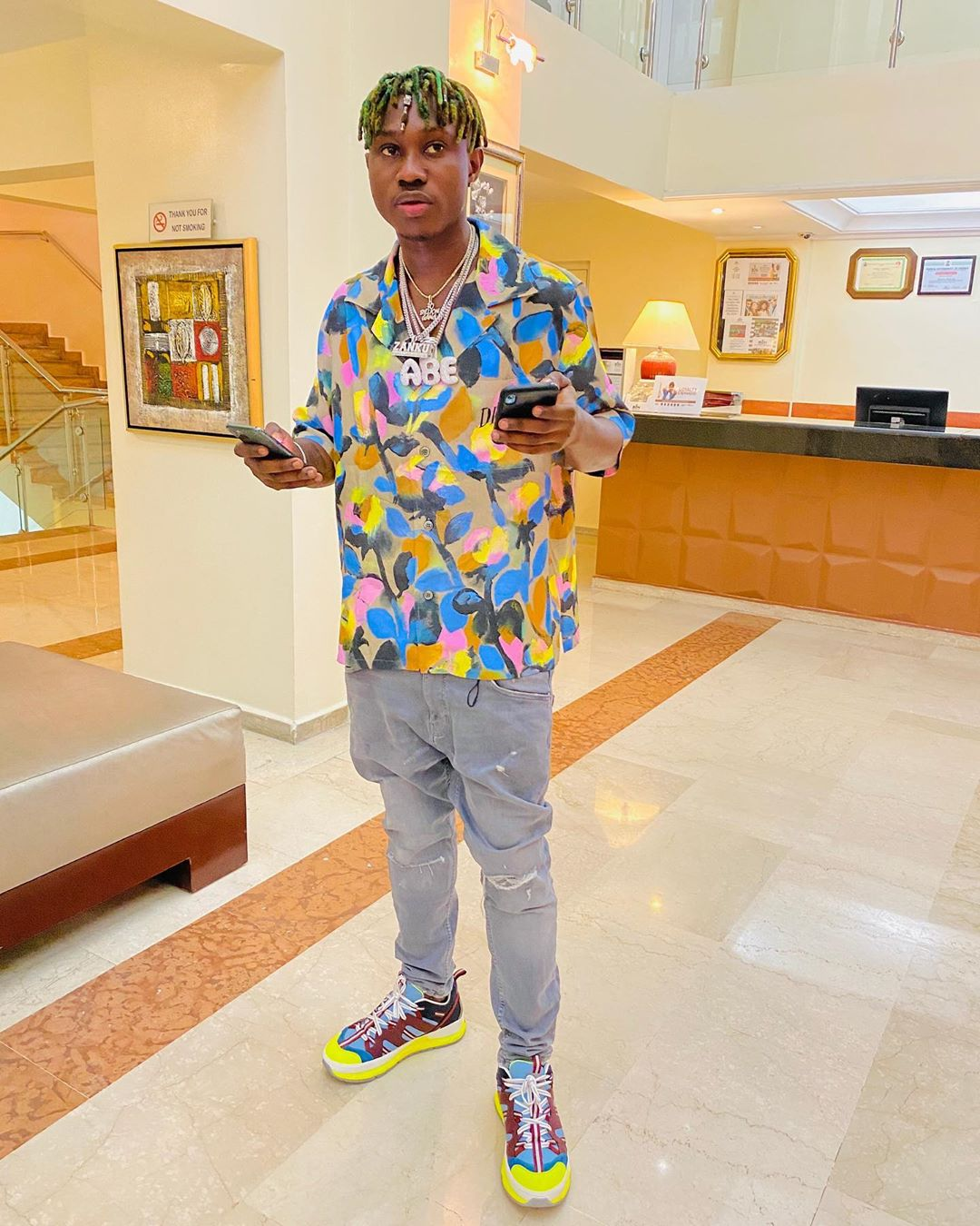 """I almost consider fraud due to Frustration"" – Zlatan Ibile"