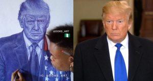 Donald Trump acknowledges
