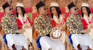 mercy ike traditional wedding
