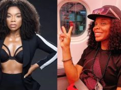 Dance queen Kaffy reacts