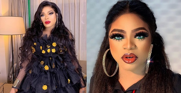 """I am the most stubborn she-male in my family"" – Bobrisky reveals"