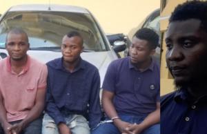 Foiled Abuja Bank Robbery