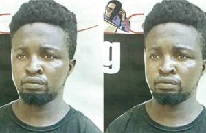 Arrested Lagos pickpocket