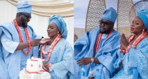 Singer Omawumi celebrates
