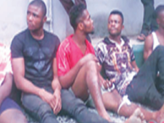 Armed robbers arrested