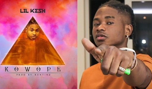 Lil Kesh Kowope