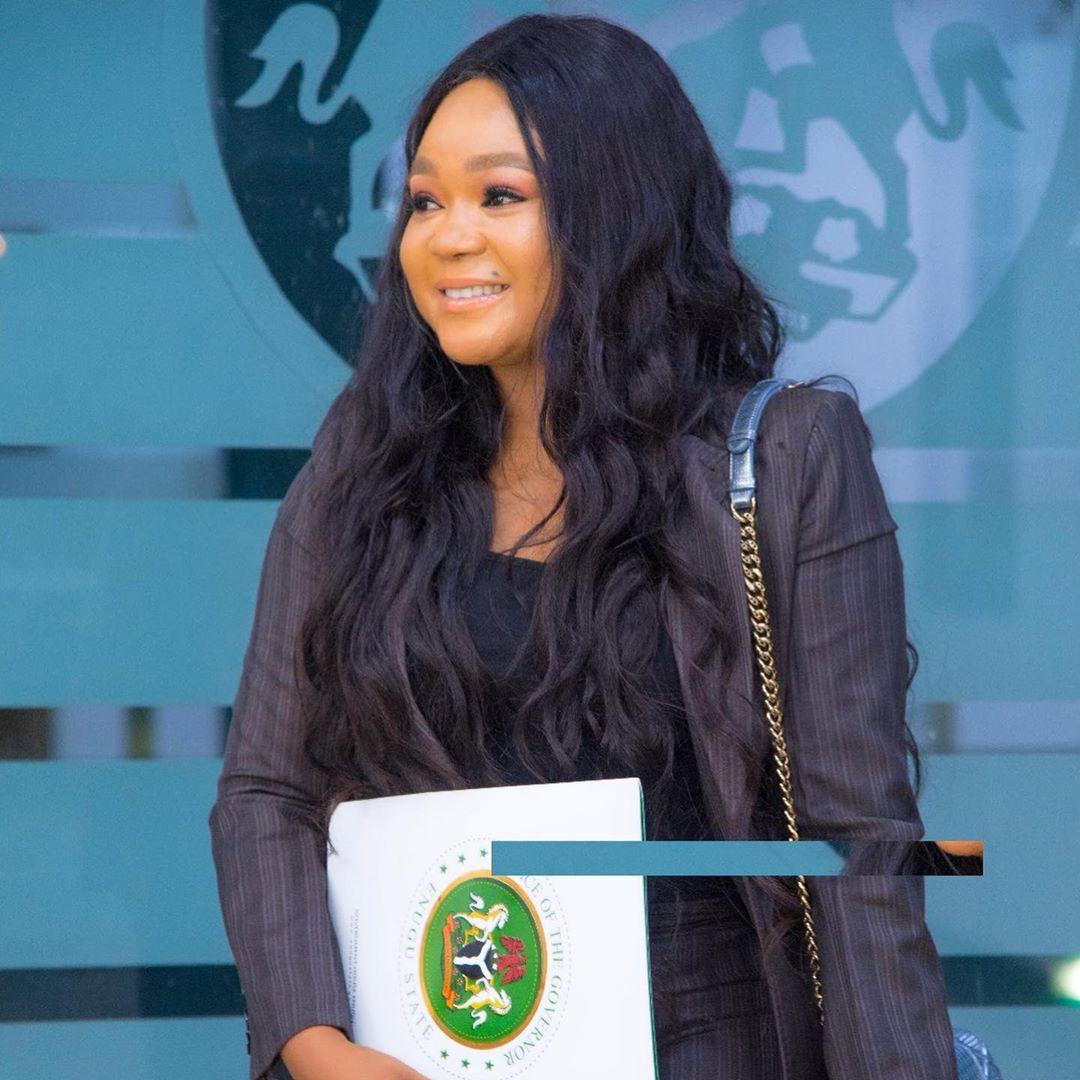 Actress Rachael Okonkwo becomes