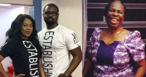 Stella Damasus mourns