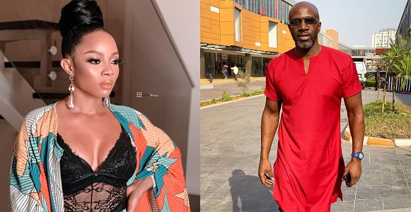 My relationship with Maje Ayida was a big mistake which would never have happened – Toke Makinwa (video)